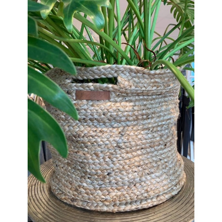Jute storage bag Large